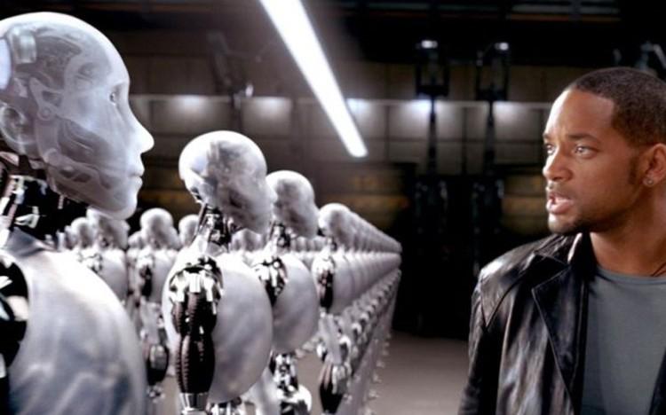 BKGEJF  FILM I Robot